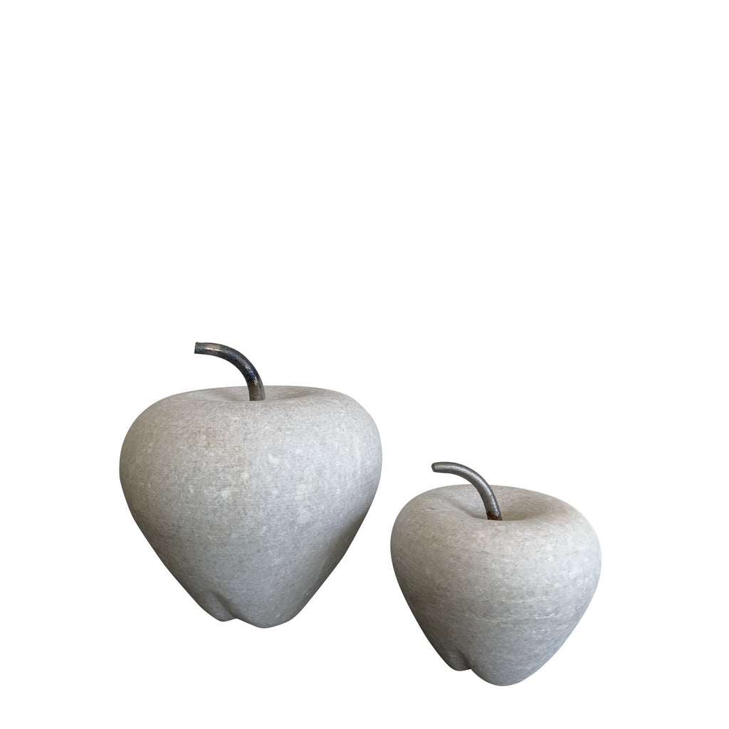 Marble Apples (White)