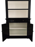 Black and White Book Shelf (Single)