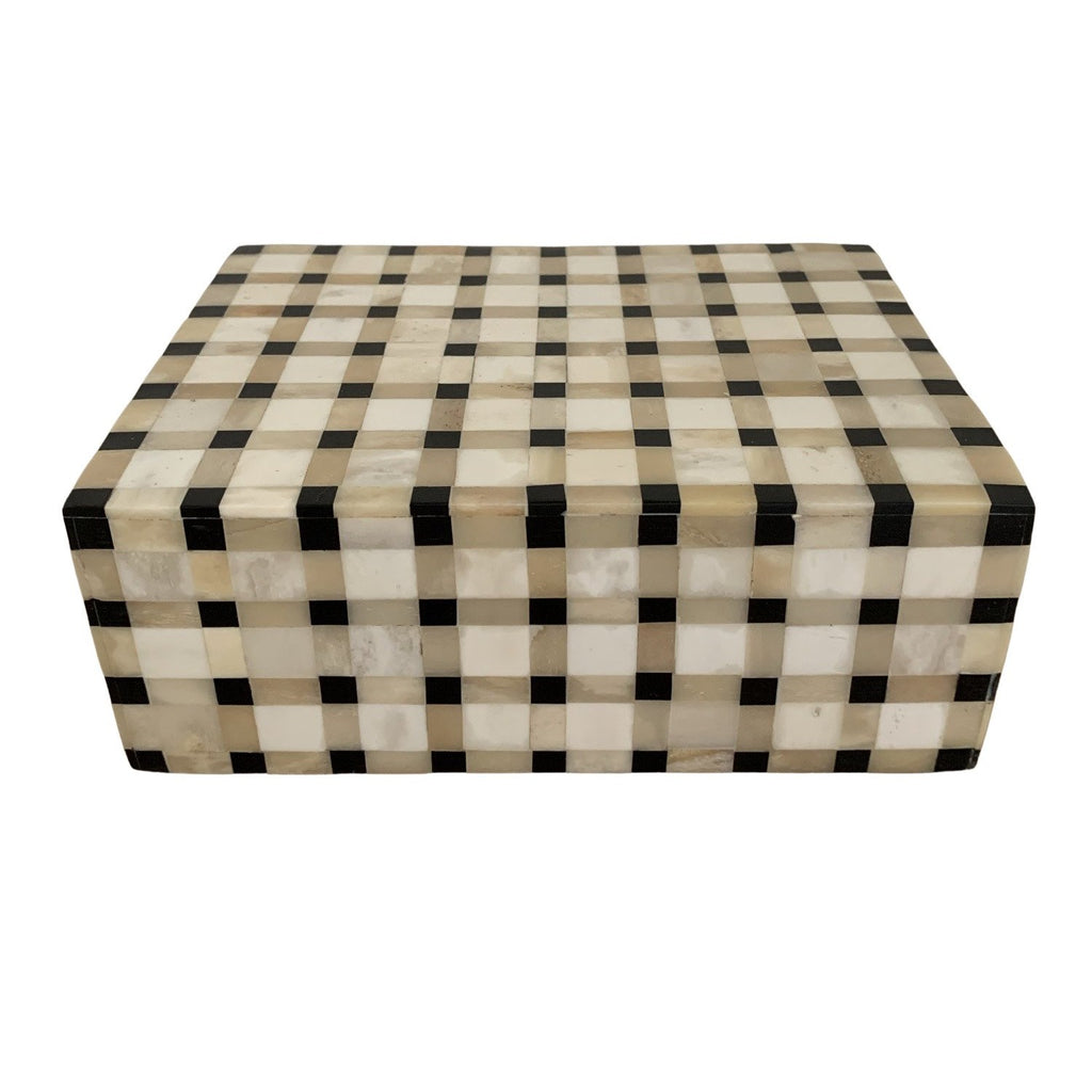 Burberry Inlay Box