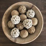 Rope Balls (Set of 3 assorted)