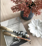 Chinese Calligraphy Brush (Grey Marbled)
