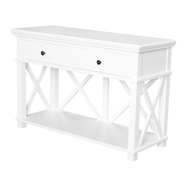 Hamptons Console (White)