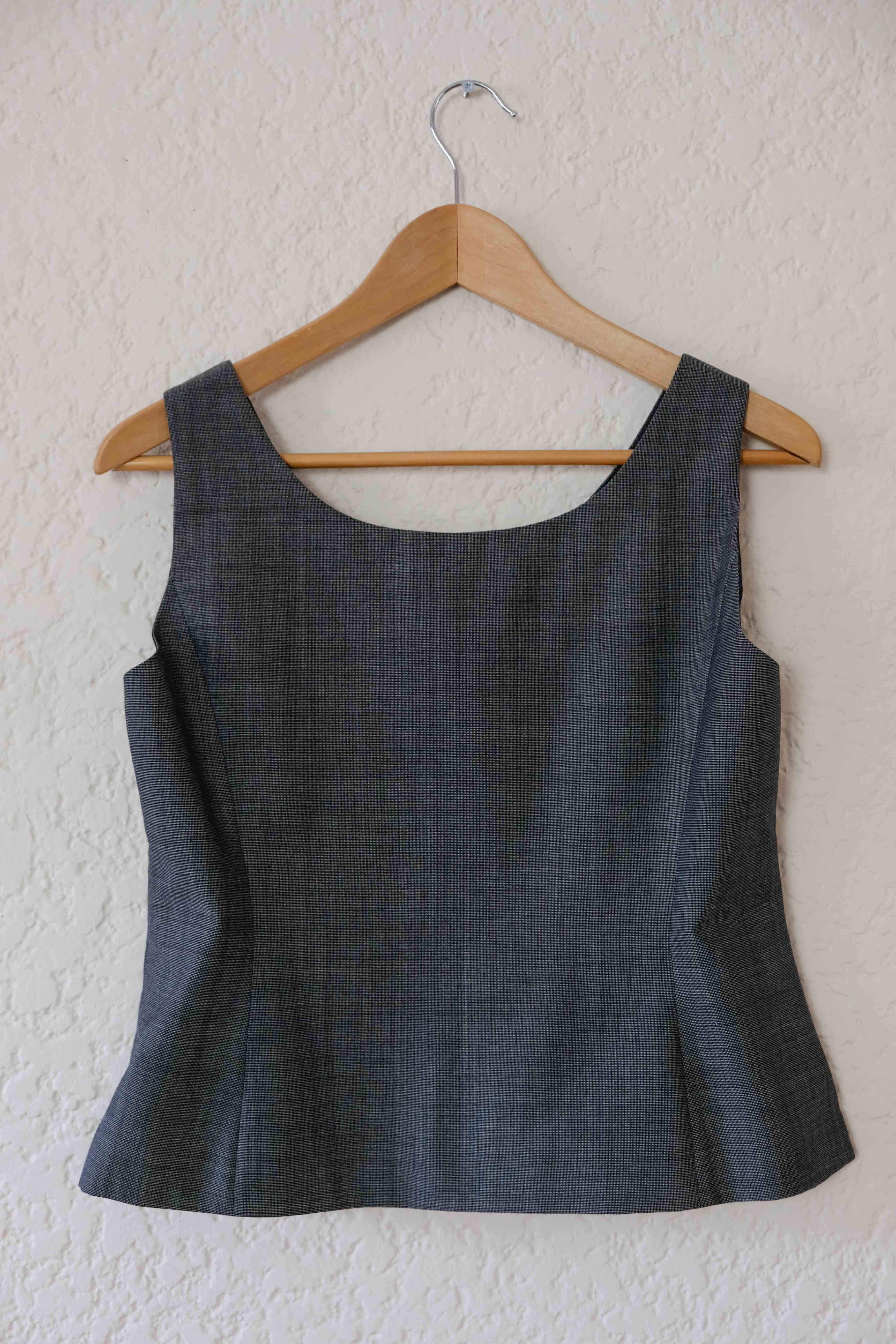 Structured Tank