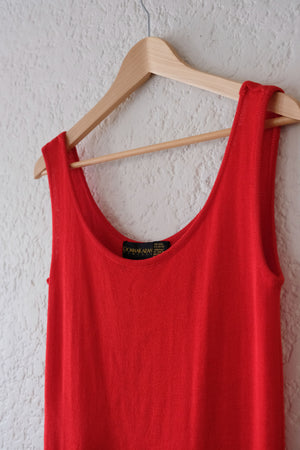 Donna Karen Tank Dress