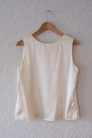 Vintage Saks Fifth Ave Silk Top