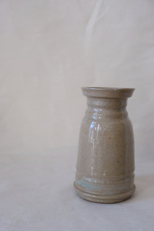 Column Ceramic Studio Pottery Vase