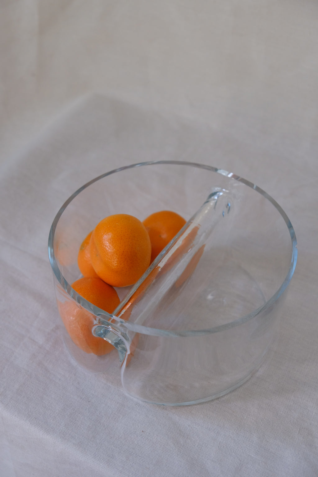 Curved Fruit Dish