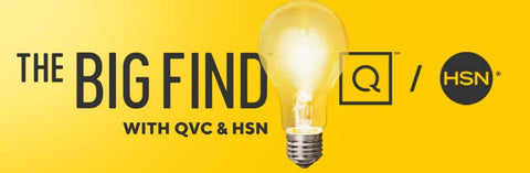 qvc the big find product search pitch competition logo