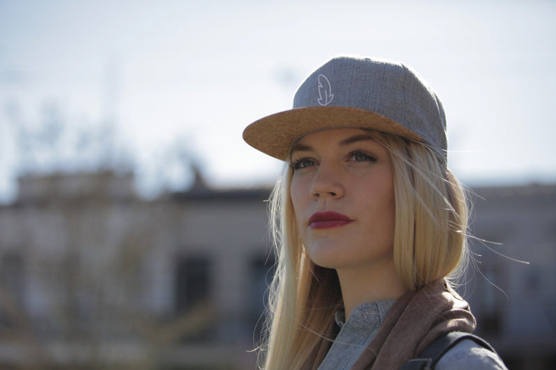 Anita Wool & Cork Trucker