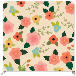 Bloom Pillowcase Backdrop