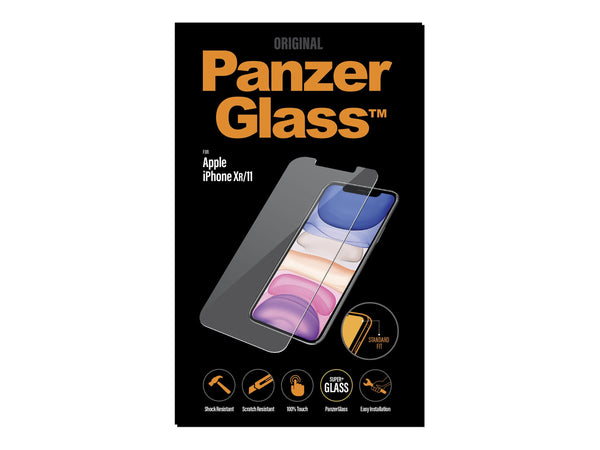 PanzerGlass Original Transparent til or Apple iPhone 11, XR