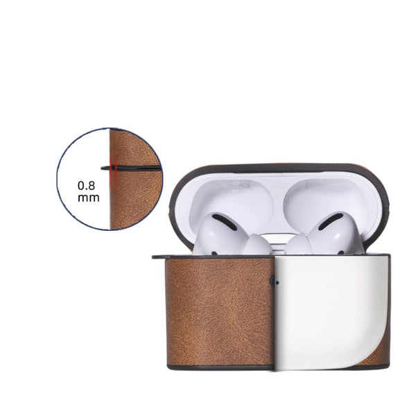 Apple Airpods Pro  Læder cover/case