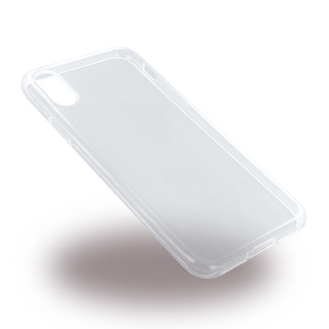 Silicone Cover til Apple iPhone X