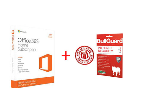 Office 365 Home Elektronisk