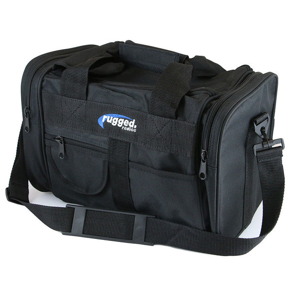 Ballistic Nylon Duffle Flight Bag