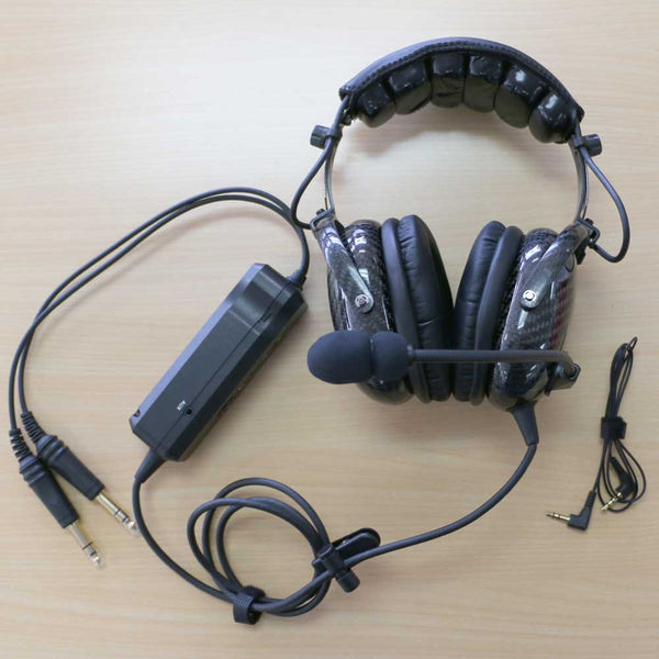 RA980 Wireless ANR General Aviation Pilot Headset (Web Demo)