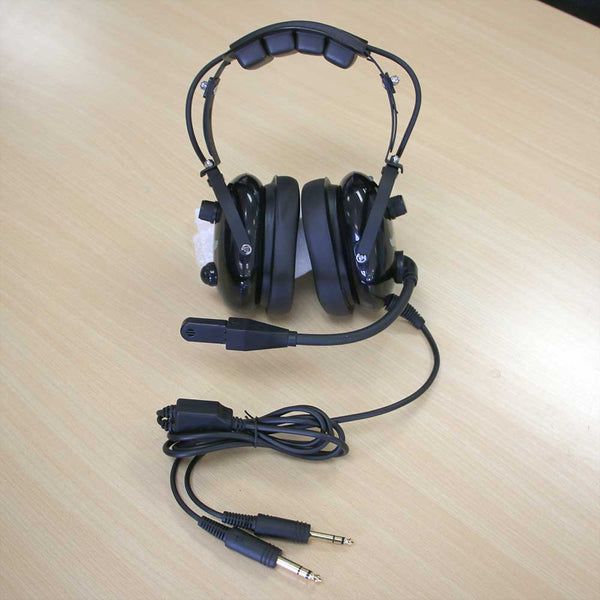 RA900 Wireless General Aviation Pilot Headset (Web Demo)