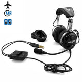 RA950 Stereo ANR General Aviation Pilot Headset (Web Demo)