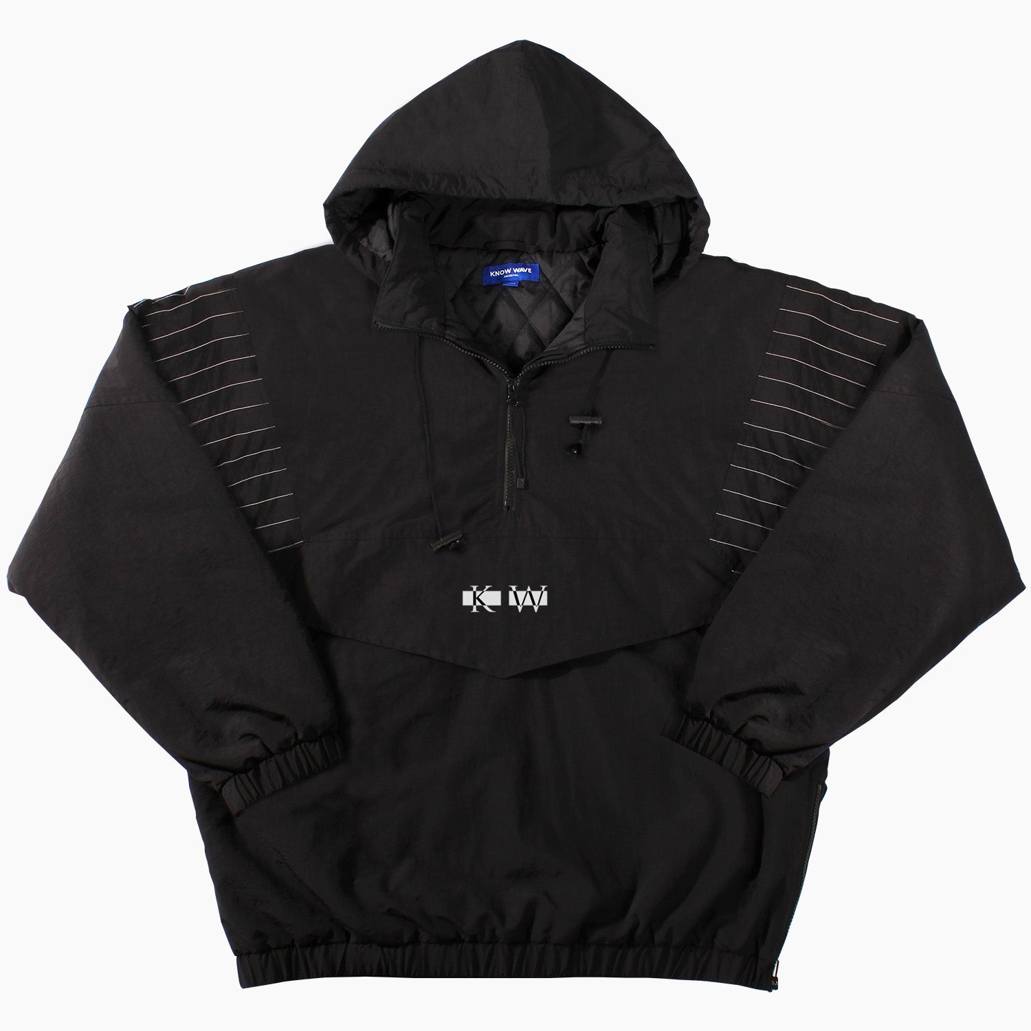 INITIAL PUFF PULLOVER JACKET