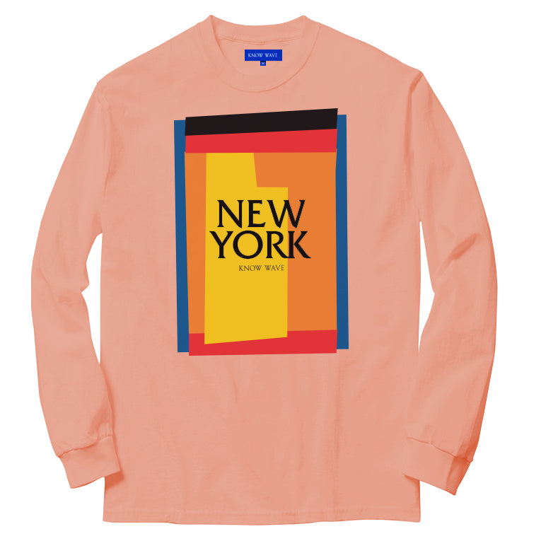 Cut Outs (New York) L/S T