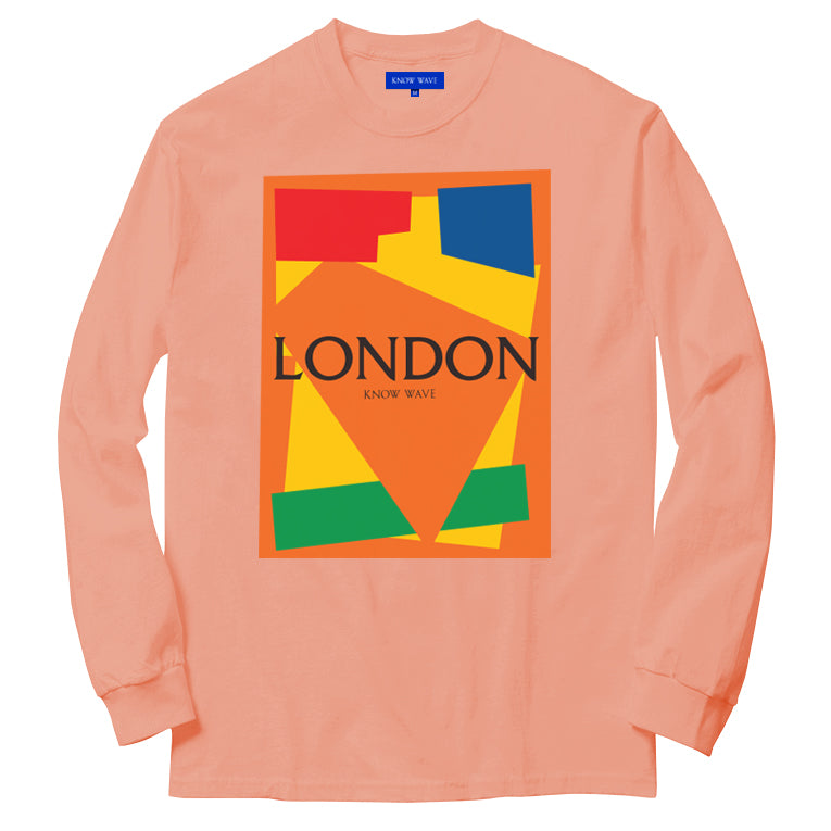 Cut Outs (London) L/S T