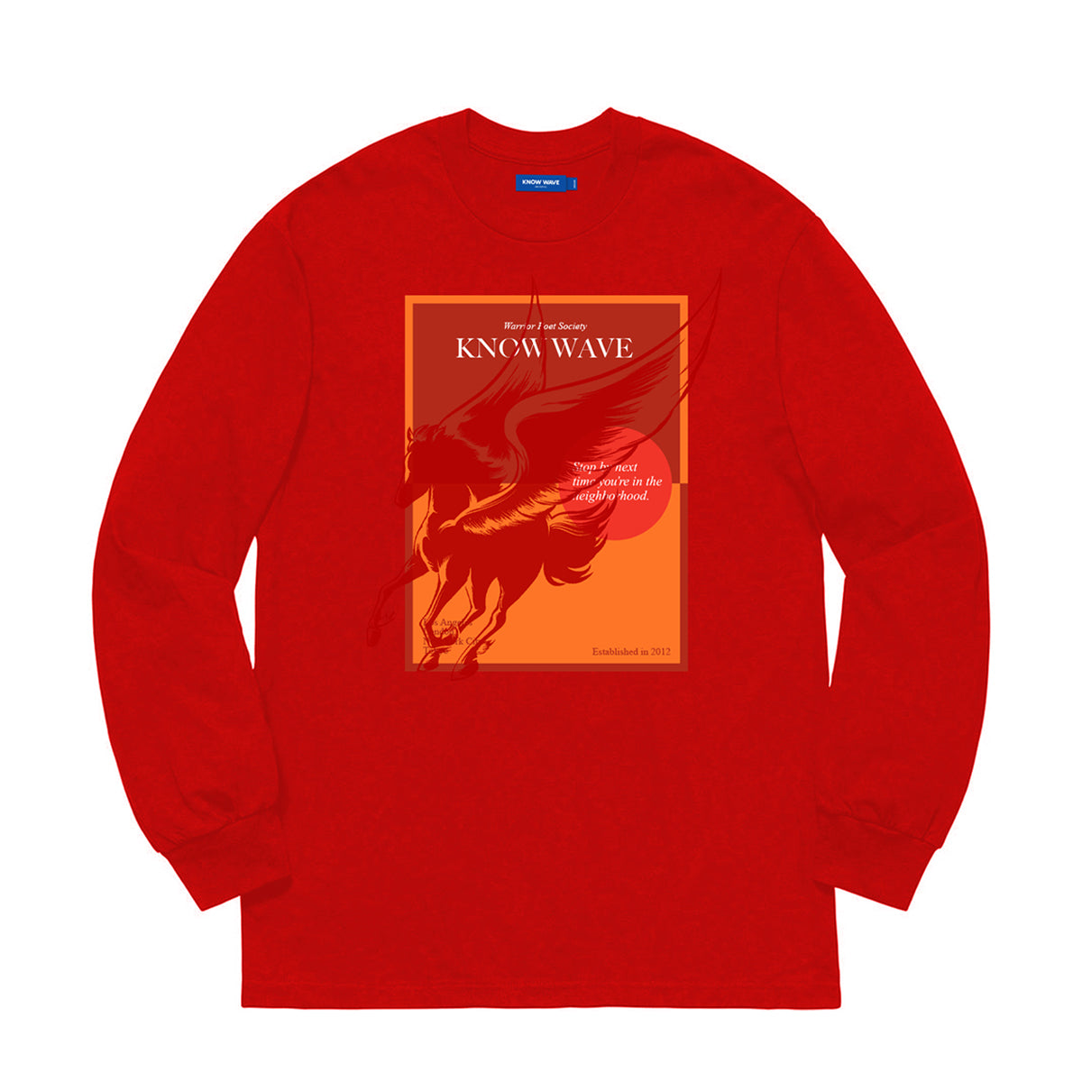 Warrior Poet Society L/S T