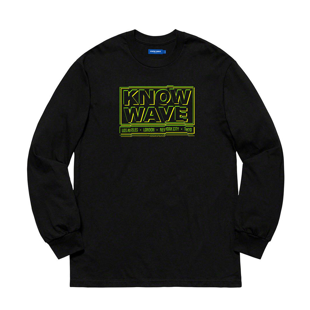 Chop It Up L/S T