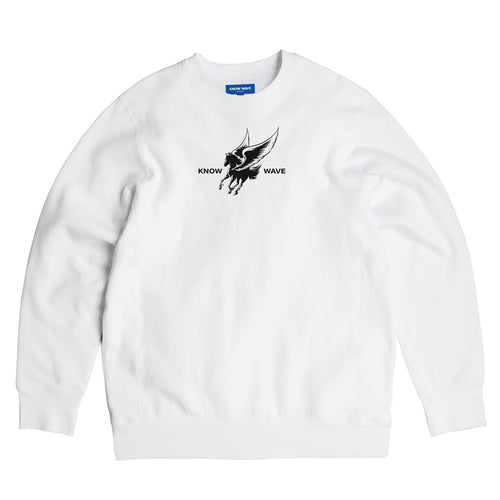 Warrior Crewneck
