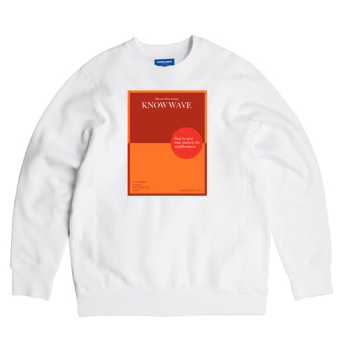Warrior Poet Society Crewneck