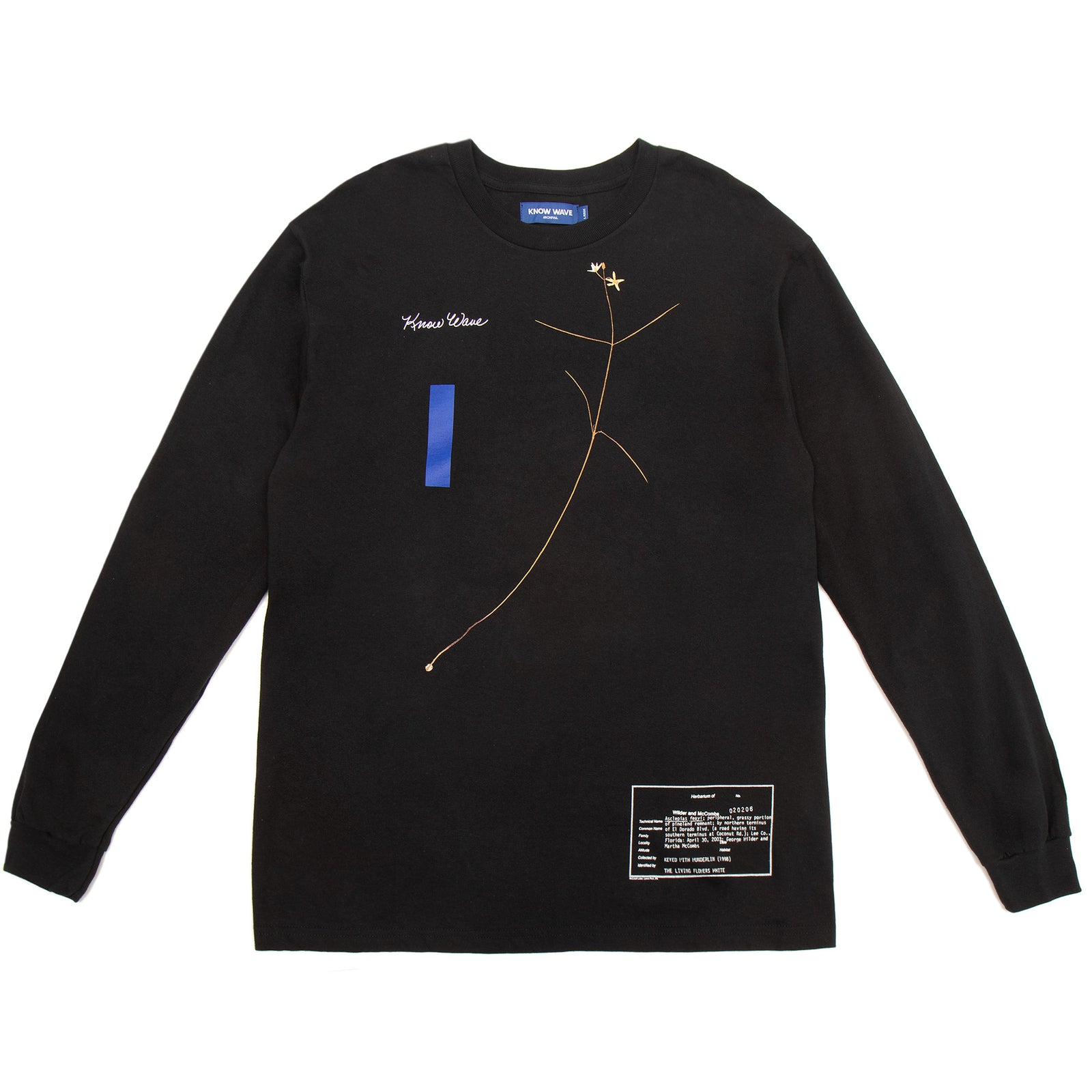 WILDER AND MCCOMBS L/S T