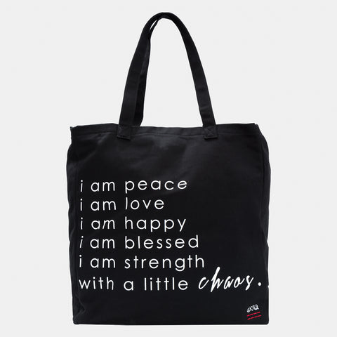With a Little Chaos Tote