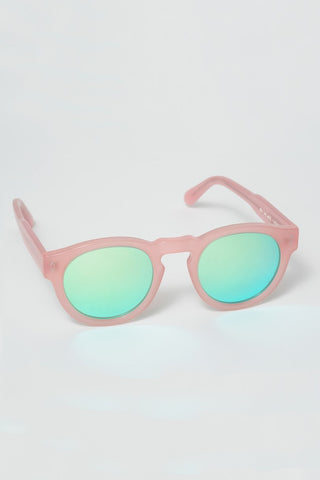 Mimi Peach Sunglasses