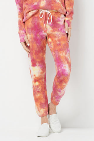 solid or tie dye jogger pants
