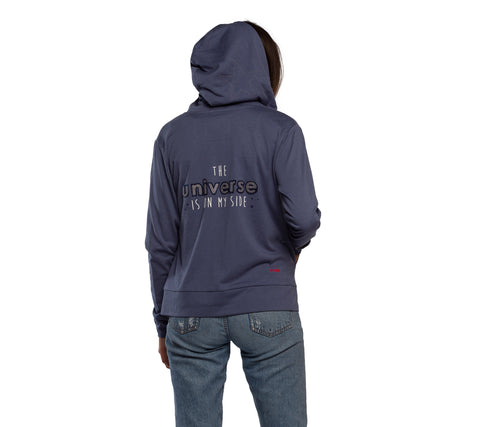 zip-up love-to-love hoodie