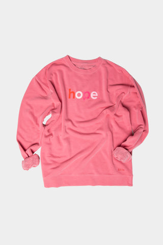 Hope Crew Neck Sweatshirt