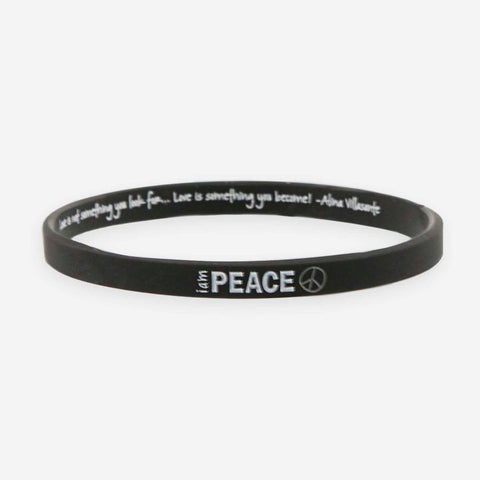 Blessed Silicone Bracelet