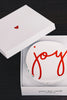 Set of 4 Dessert Plates with Gift Box