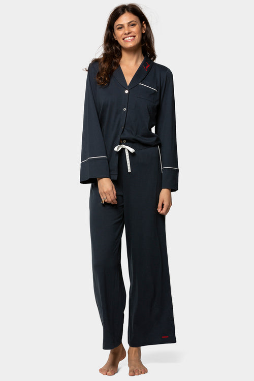 Pima Cotton Pajama Set
