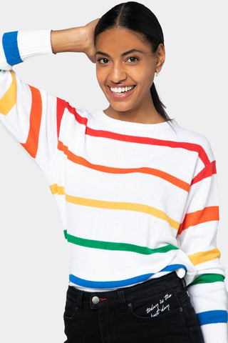 Knit Jersey Long Sleeve The Rocky Tee