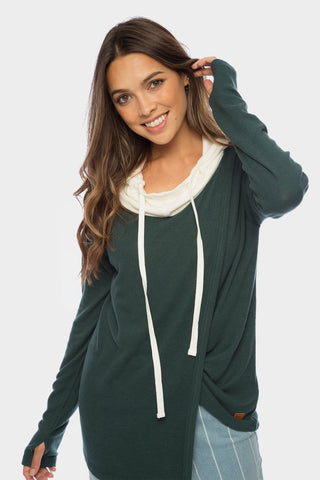 Comfy Fleece with Hood