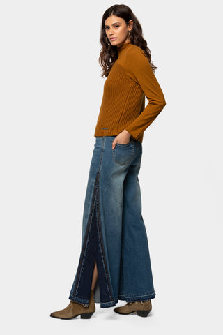 Denim and Corduroy Pants