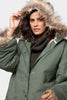 Sherpa Lined Coat