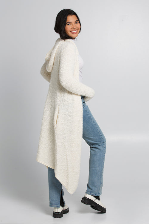 Long Duster Sweater