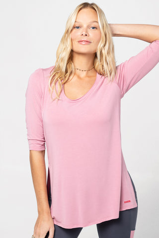 Mind Body Love Comfort Zone Knit Top
