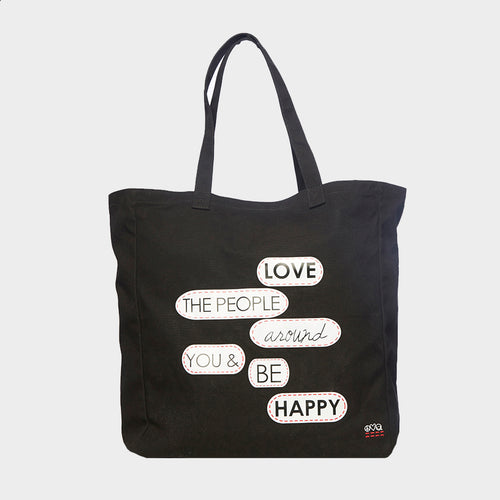 love the people around you tote