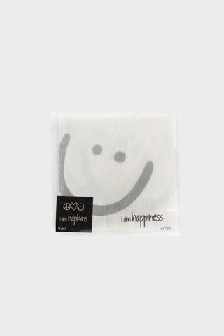 I Am Happiness Napkin Pack