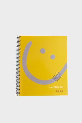 I Am Happiness Notebook