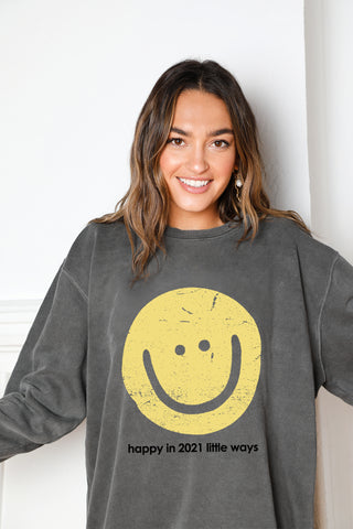 Merry  Crew Neck Sweatshirt