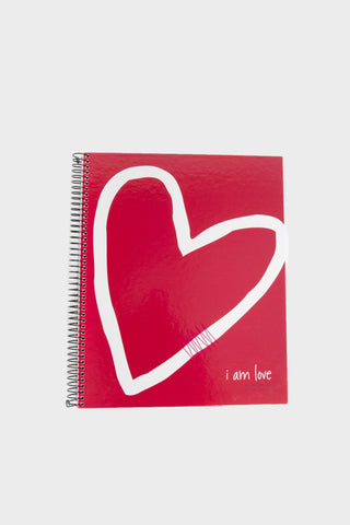 I Am Love Notebook