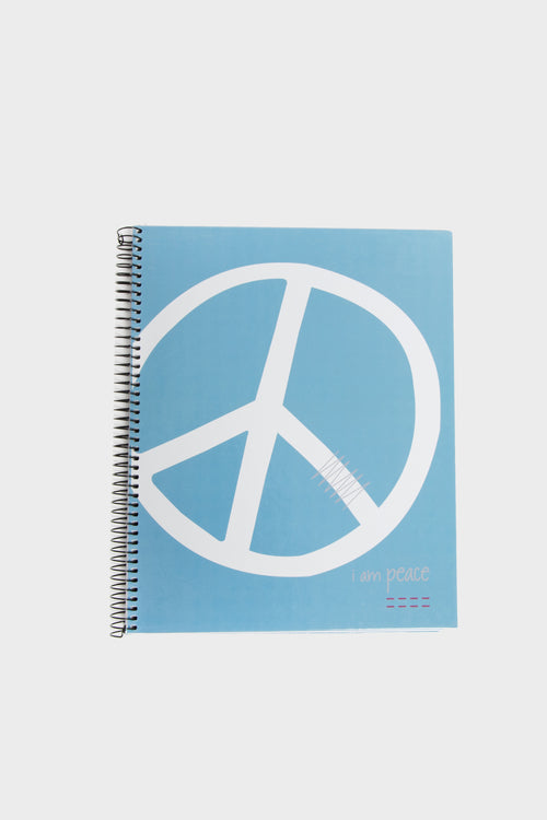 i am peace notebook
